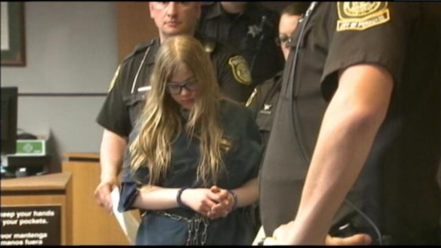 Girl Accused in 'Slender Man' Stabbing to Appear in Court