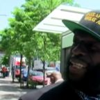 Harlem residents react to Joe Biden's 'you ain't black' remark