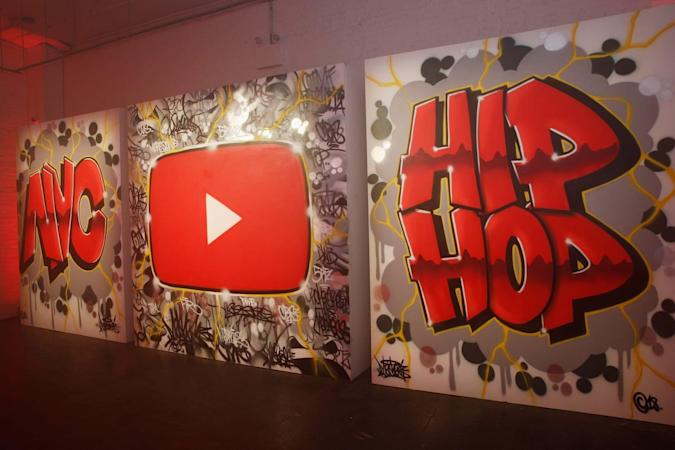 Brian Ach/Getty Images for YouTube
