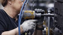 U.S. Factory Output Falls Most in Five Months on GM Strike