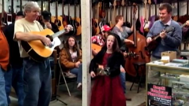 9-Year-Old Sings the Blues Like You Wouldn't Believe
