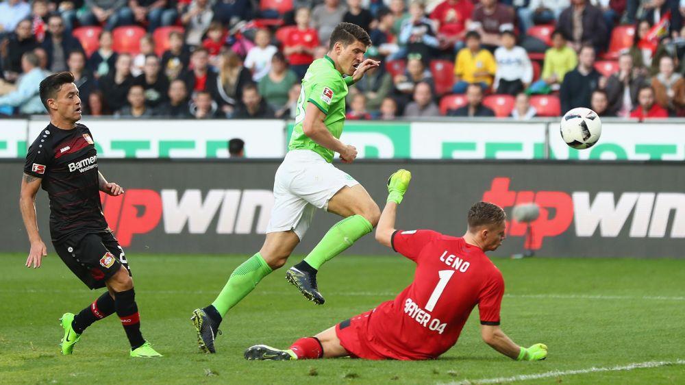 Wolfsburg: Gomez mit zwölftem Bundesliga-Dreierpack