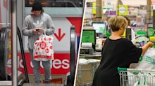 Coles and Woolworths ditch new checkout rule after customer anger