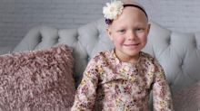 'My daughter beat cancer twice — and she's only 6 years old'