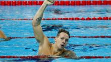 'Sloppy' Dressel snatches gold to burnish US superiority at swim worlds