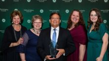 Schneider Named First Two-Time Winner of National Safety Council's Green Cross for Safety Award