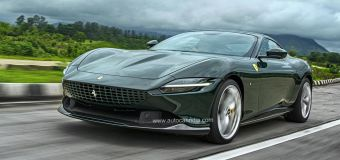 Review: Ferrari Roma India review, test drive