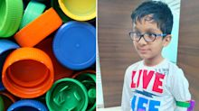 The inspiring way to recycle your plastic lids