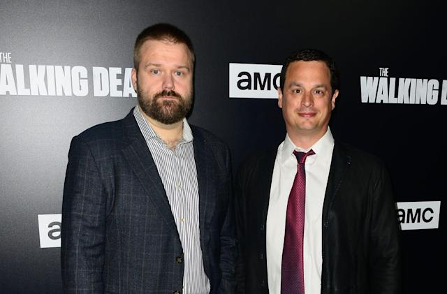 Audible teams with 'The Walking Dead' creators on audio originals