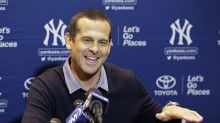 How Aaron Boone plans to juggle an outfield with Aaron Judge and Giancarlo Stanton