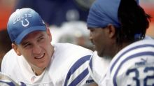 Edgerrin James: Peyton and I had different backgrounds, same all-business attitude