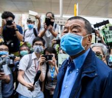 Media tycoon Jimmy Lai arrested under Hong Kong's new national security law