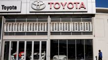 Toyota ekes out weakest first-quarter profit in nine years as pandemic halves car sales