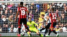 Tottenham 4 Bournemouth 0 - in pictures