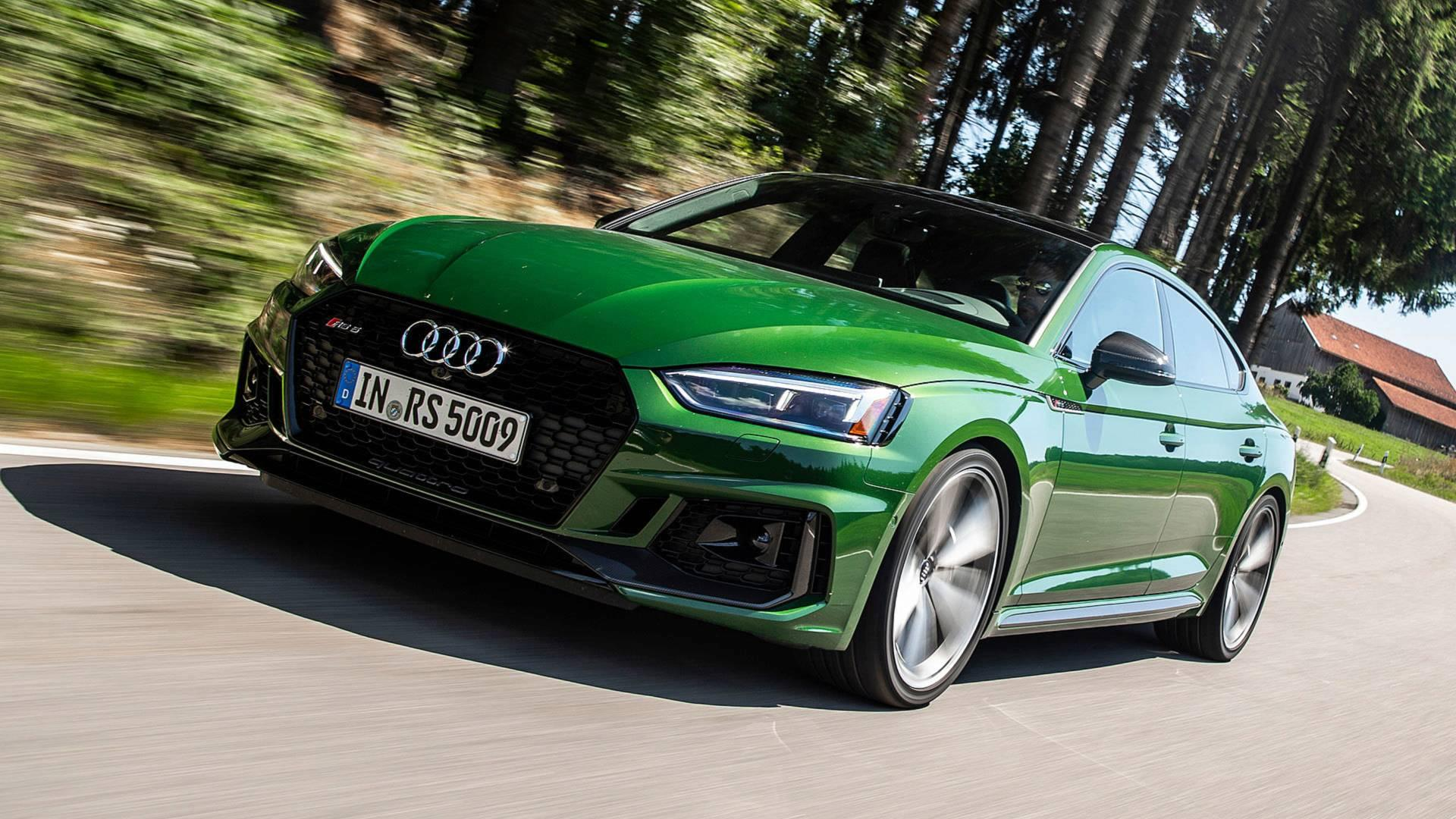 2019 Audi RS 5 Sportback First Drive: Adding Allure To The Audi Sport Lineup