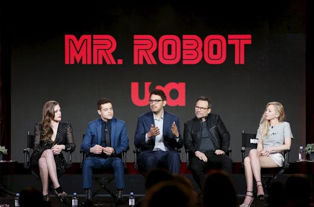 'Mr. Robot' will end with its fourth season