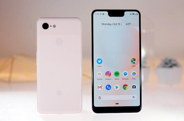 Google Pixel 3 XL bug adds an annoying second notch