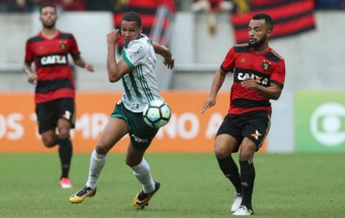 Palmeiras leva pena pesada do STJD por confusão com a torcida do Sport
