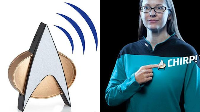 Demnächst erhältlich: Star Trek Communicator