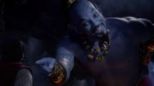 'Aladdin' debuts new full trailer, featuring Will Smith's singing genie