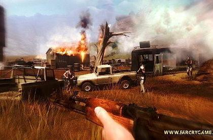 Into Africa: Far Cry 2 dev talks about, shows immersion