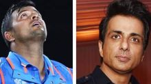 'Reaching in 10 Mins' - Sonu Sood Responds After Suresh Raina Requests Oxygen Cylinder For COVID-19 Positive Aunt