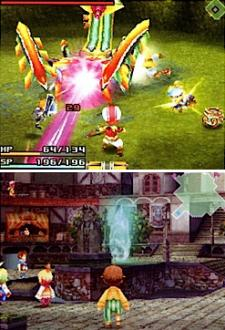 Final Fantasy Crystal Chronicles: Ring of Fates new scans and trailer