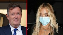 Piers Morgan: Rita Ora's only sorry she got caught having illegal birthday party in lockdown