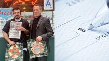 Waiter returns woman's $600,000 cheque she left at restaurant