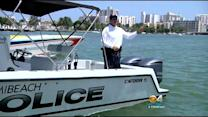 Boaters See Heavy Police Presence To Prevent Drunk Boating