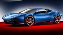 Lamborghini-based supercar revives Seventies classic