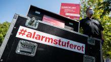 Corona-Pandemie: Groß-Demo in Berlin: Mehr als 5000 Teilnehmer erwartet