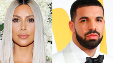 "Kim Kardashian Denies Hooking Up with Drake: ""Never Happened"""