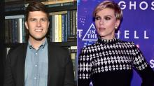 Scarlett Johansson Is Reportedly 'Hooking Up' With 'Saturday Night Live' Star Colin Jost