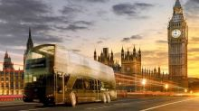 Introducing London's newest fine-dining experience – aboard a double-decker bus