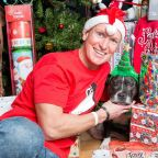 A Winter's Tail: Pet owner spends £5,000 on Christmas presents for his DOG