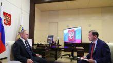 Putin pede a envolvidos solução para crise em Belarus