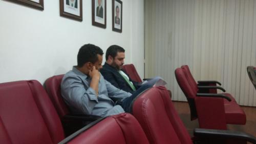 Jair recebe apenas advertência e vai comandar o Botafogo no domingo