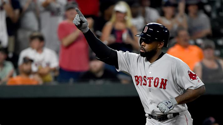 Yahoo Sports' Launch Pad - Biggest Red Sox blasts from the statcast era