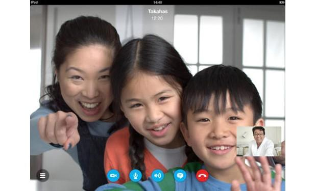 Skype update brings HD video calls to fourth-generation iPads (update: and the iPhone 5)
