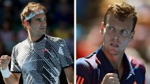 Roger Federer vs Tomas Berdych, Australian Open: What time is third round, what TV channel is it on and what are the odds?