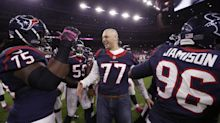 Chemotherapy behind him, David Quessenberry sets sights on making Texans