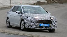 2019 Seat Leon spied for the first time