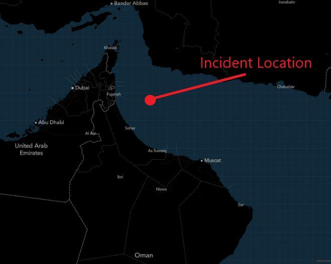 Suspected Ship Hijack Near Iran Ends as Mideast Tensions Spike