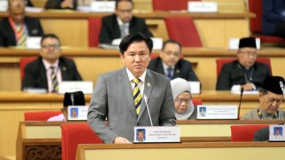 Saying MB agrees, Yong returns as Perak exco even before rape trial starts