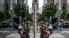 A postcard from Japan, the other country that had no lockdown