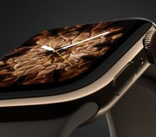 Apple Watch fire face was made with actual fire