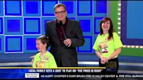 San Diego family gets a shot to play on 'The Price is Right'