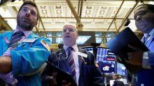 Shares, bond yields slip on sour trade deal sentiment