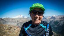 La conmovedora historia de Elisa Forti, la 'joven' corredora de 82 años